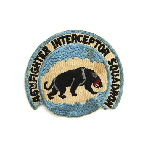 46th Fighter Interceptor Squadron Patch