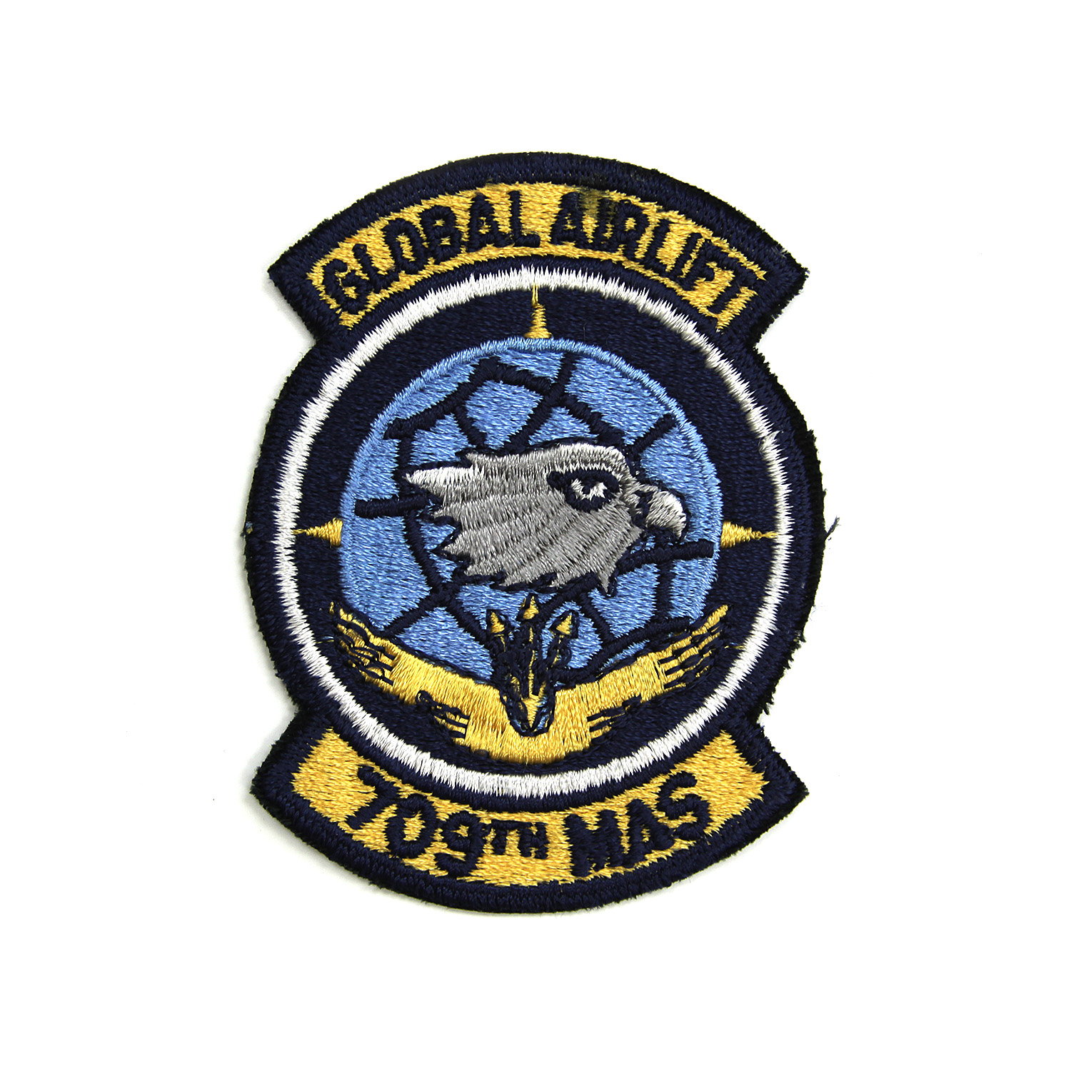 709th Military Airlift Squadron Patch