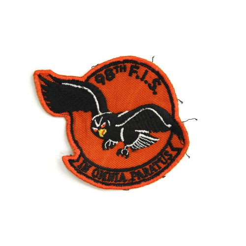 98th Fighter Interceptor Squadron Patch
