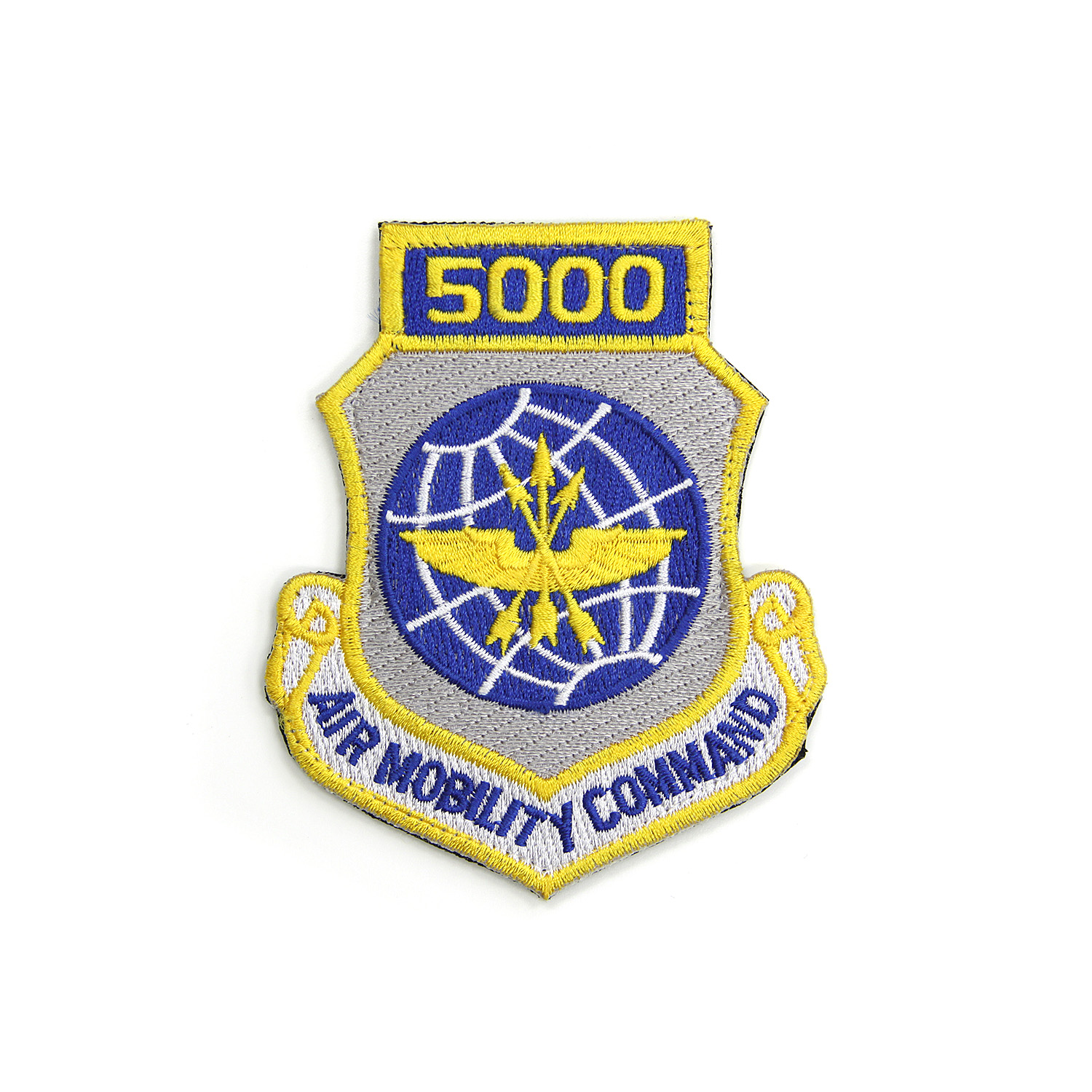 Air Mobility Command 5000 Hour Patch