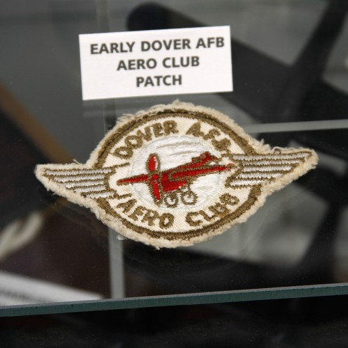 Dover AFB Aero Club Patch