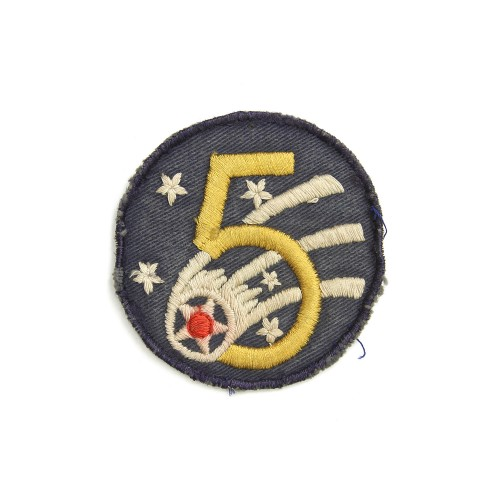 Fifth Air Force Patch