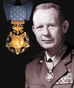 Major Bernard F. Fisher - Medal of Honor