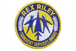 Rex Riley Patch