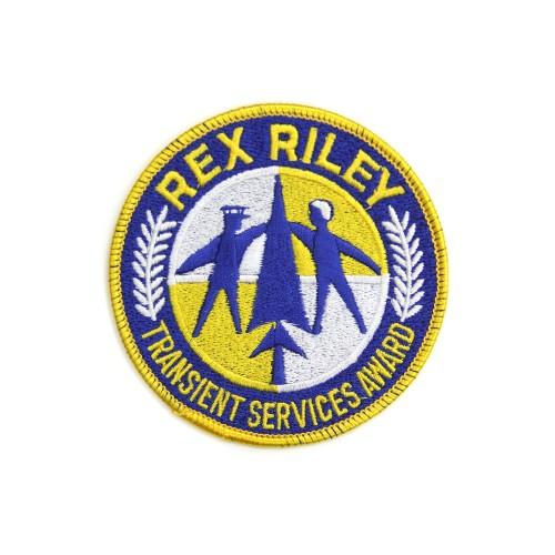 Rex Riley Patch