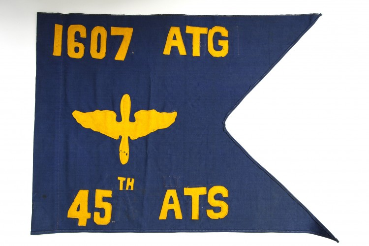 1607th Air Transport Group Guidon