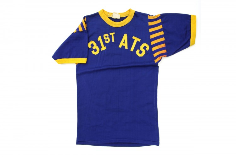 31st Air Transport Squadron Baseball Shirt