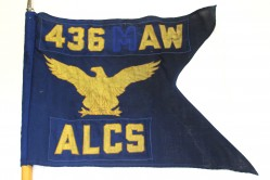 436th Airlift Control Squadron Guidon