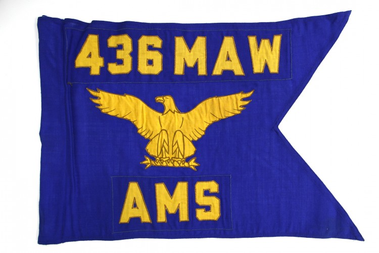 436th Avionics Maintenance Squadron Guidon