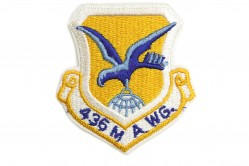 436th Military Airlift Wing Patch