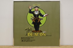 "4th Fighter Group ""The Deacon"" Nose Art"