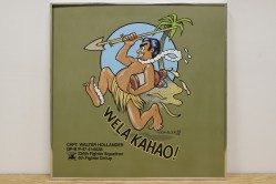 "4th Fighter Group ""Welakahao"" Nose Art"