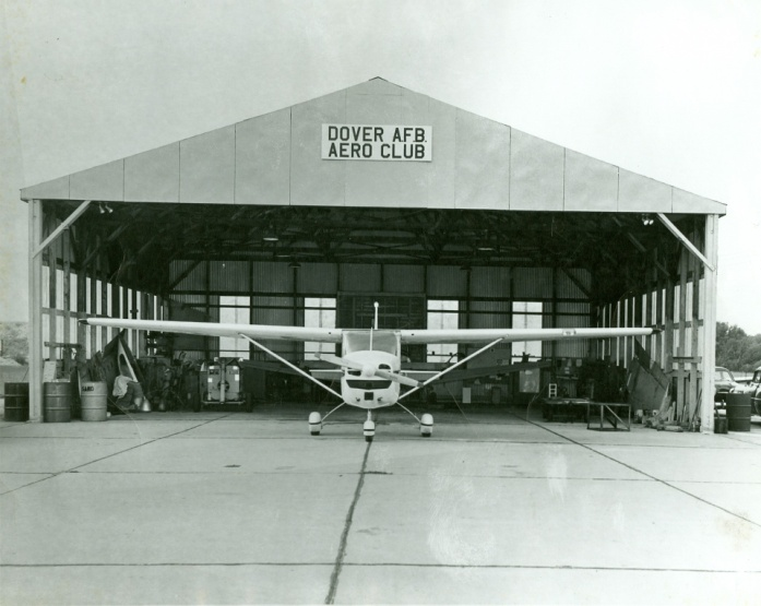 Dover's First Aero Club - Cessna 172 Dover AFB