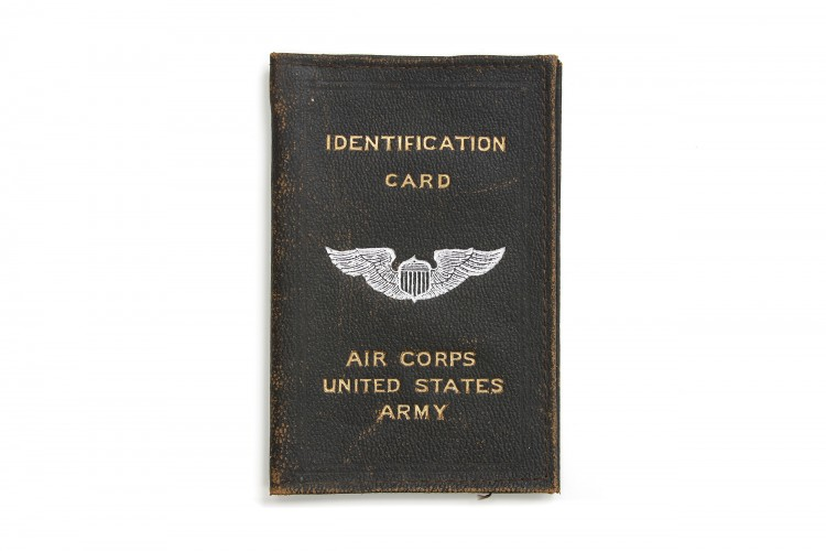 Army Air Corps ID Card Holder