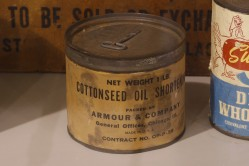 Berlin Airlift Cottonseed Oil Shortening