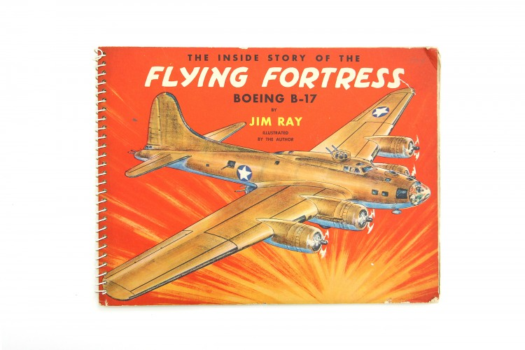 Inside Story of Flying Fortress Book