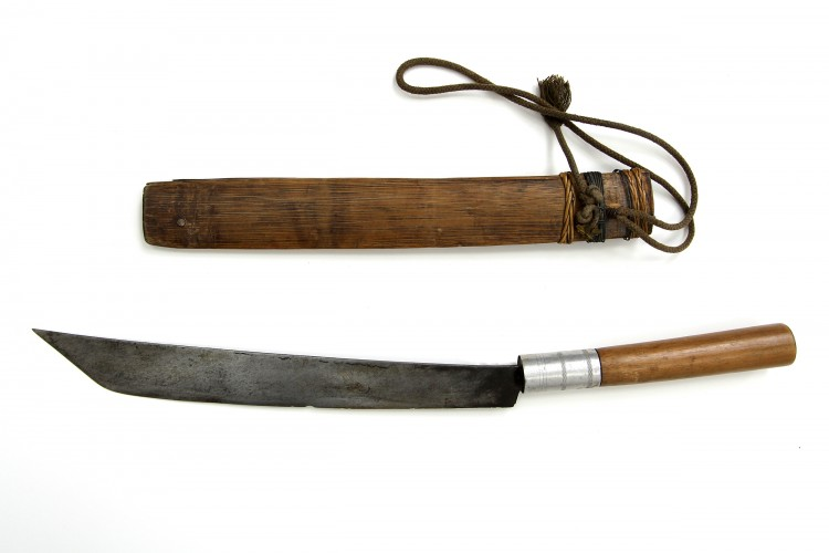 Mogtagnard Knife with Sheath