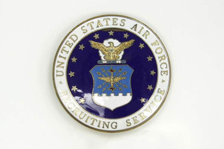 Recruiting Service ID Badge