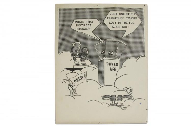 Round Here Cartoon #19