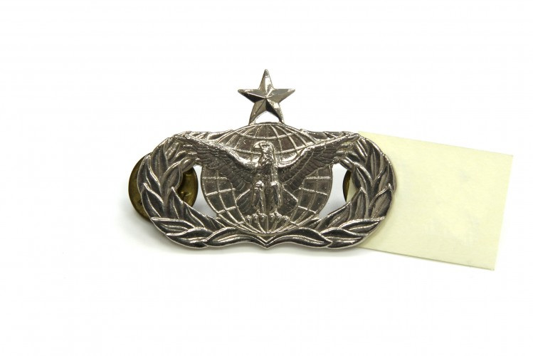 Senior Law Enforcement ID Badge