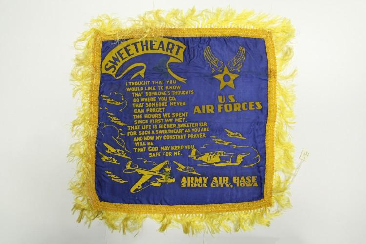 Souvenir Pillow Cover