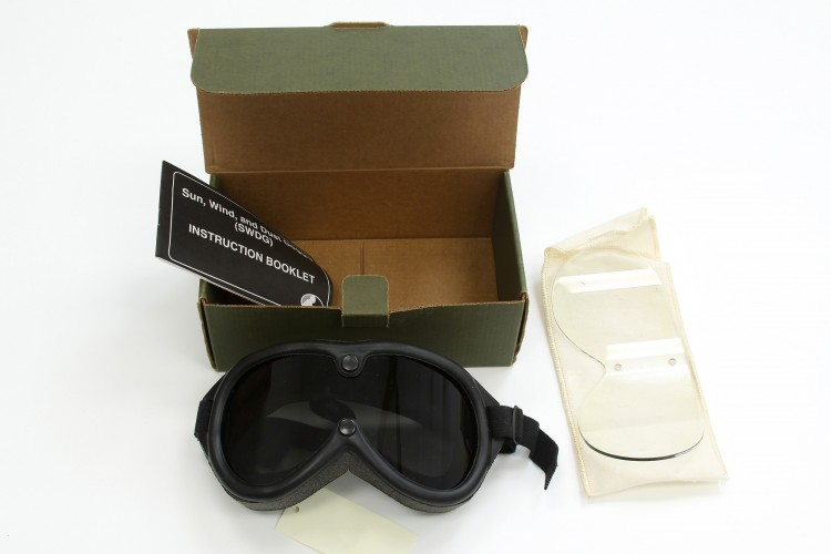 Sun, Wind and Dust Goggles