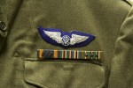 William Brady - Coat, Service, Ike, Ribbons