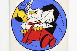 15th Air Transport Squadron Patch Illustration
