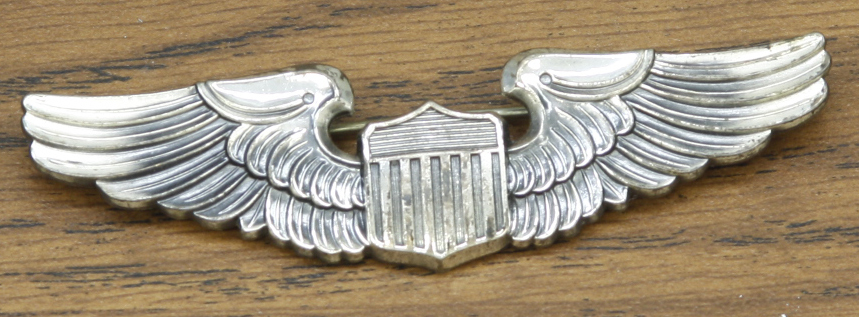 Pilot Aviation Badge
