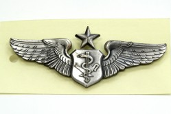 Senior Flight Nurse Aviation Badge