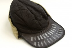 William Brady Flying Leather Cap - B-2