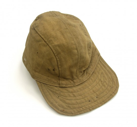 William Brady Tan Cap