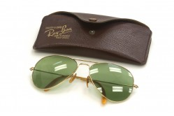 William Brady WWII Rayban Sunglasses