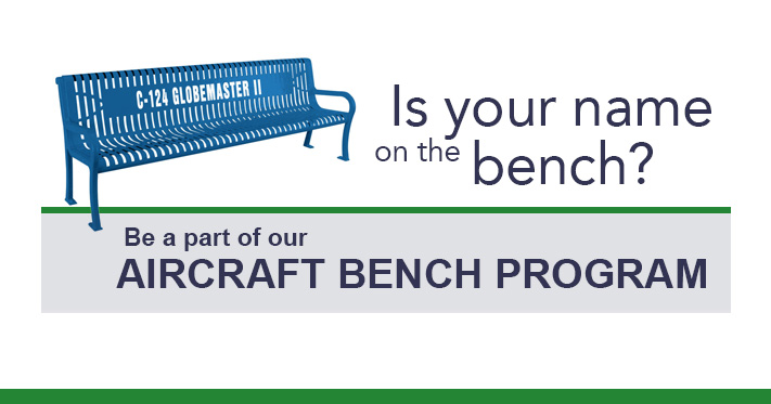 Aircraft Bench Fundraiser