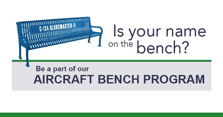Aircraft Bench Fundraiser