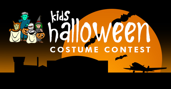 Kids Halloween Costume Contest - Air Mobility Command Museum