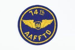 74th AAFFTD Patch