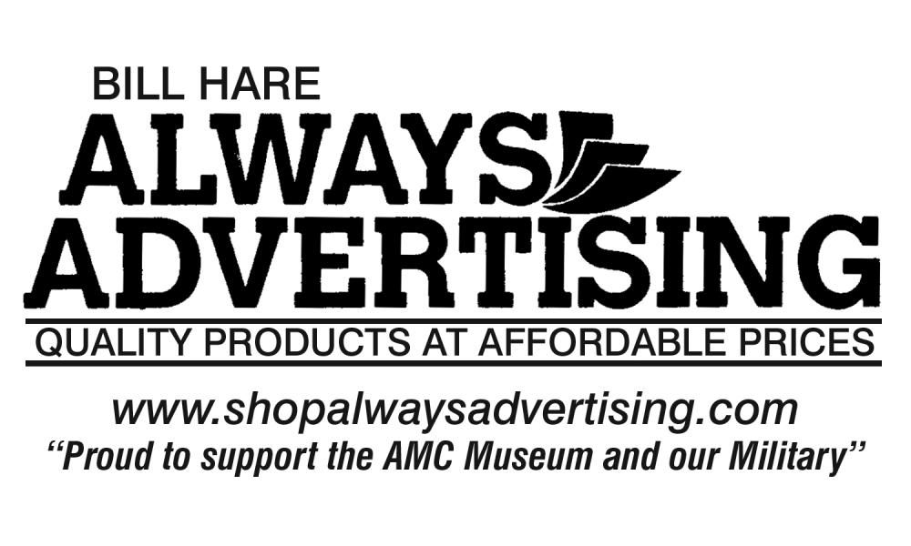 AMCM 30th Anniversary Sponsor - Always Advertising Logo