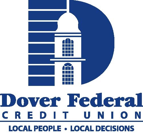 AMCM 30th Anniversary Sponsor - Dover Federal Credit Union Logo