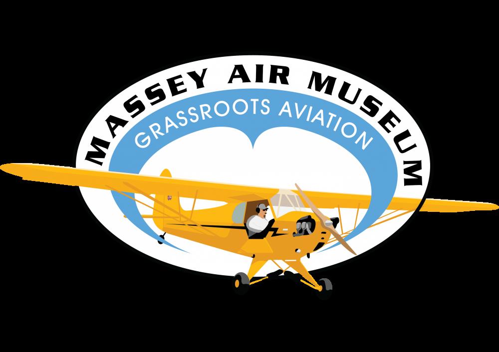 AMCM 30th Anniversary Sponsor - Massey Air Museum Logo
