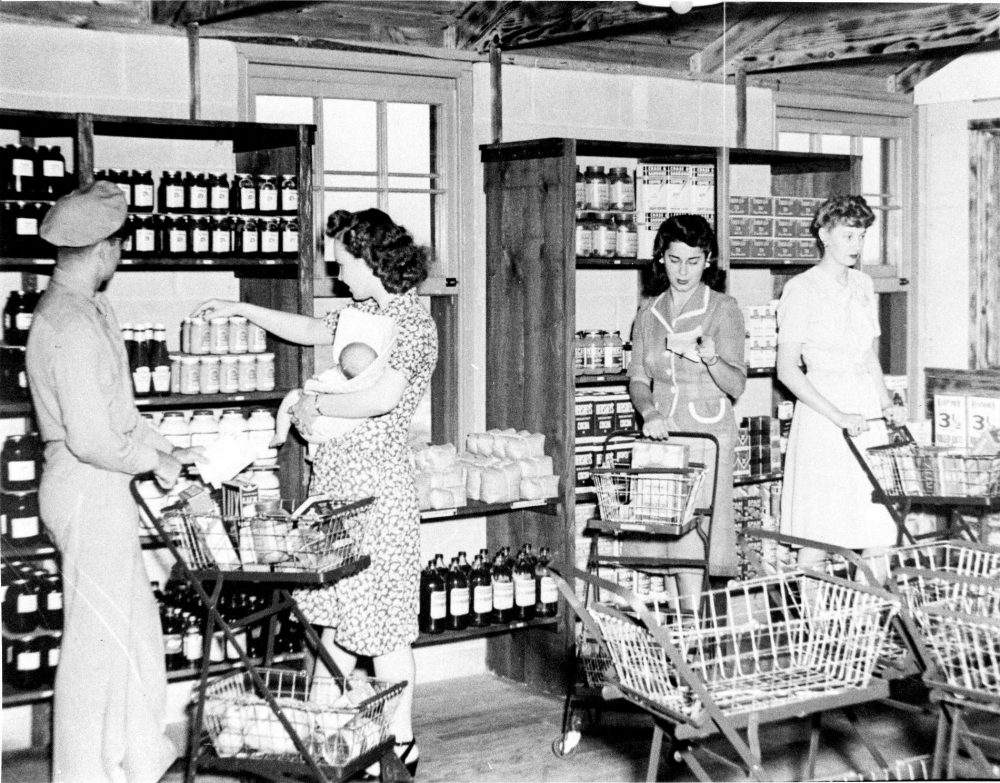 Commissary - Dover Army Air Field