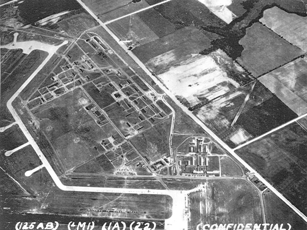 Dover Army Air Field Aerial Photo - 1944