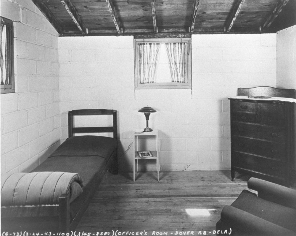 Officers Quarters (BOQ) Dover Army Air Field