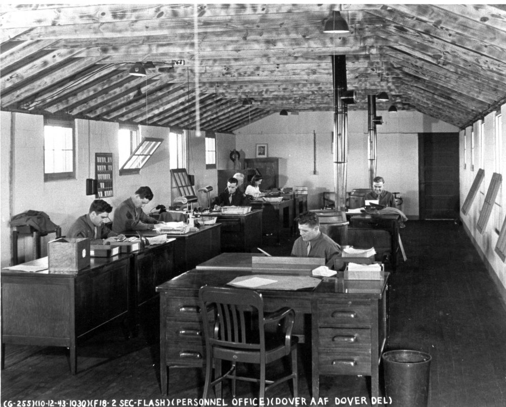 Personnel Office - Dover Army Air Field