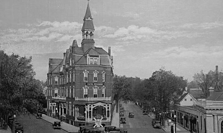Richardson Hotel - Dover Delaware