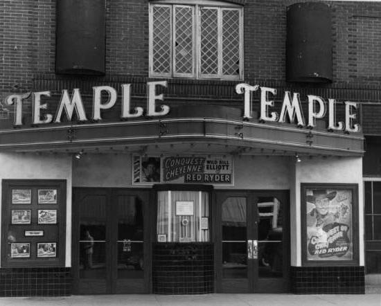 Temple Theater - Dover, Delaware