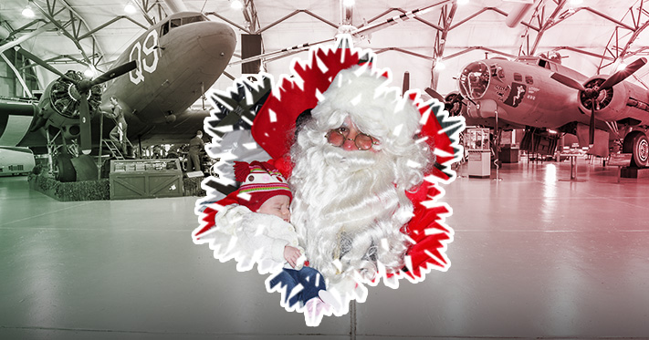 2016 AMCM Santa Photo Op