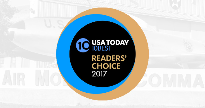 2017 USA Today Voter's Choice - Best Delaware Attraction