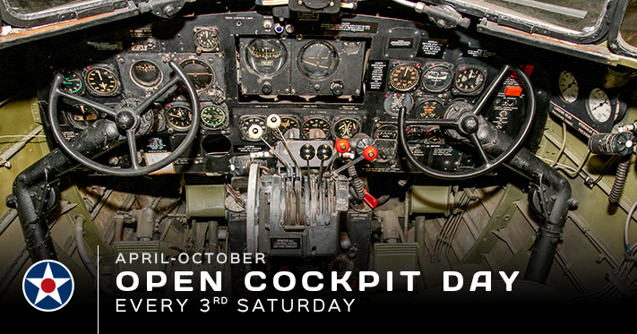 Open Cockpit Day - 2018
