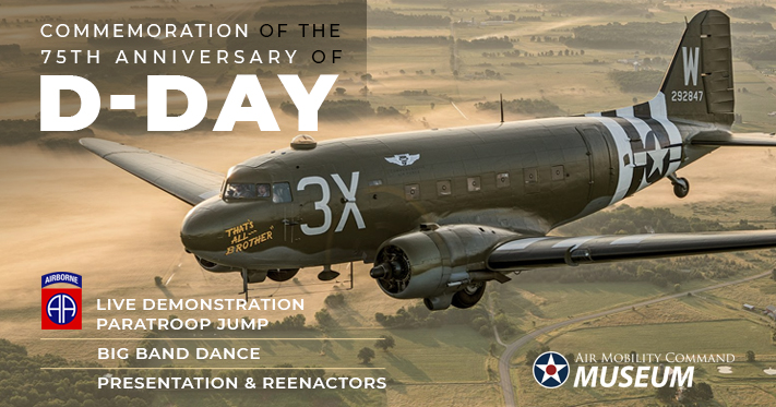 2019 Commemoration of the 75th Anniversary of D-Day